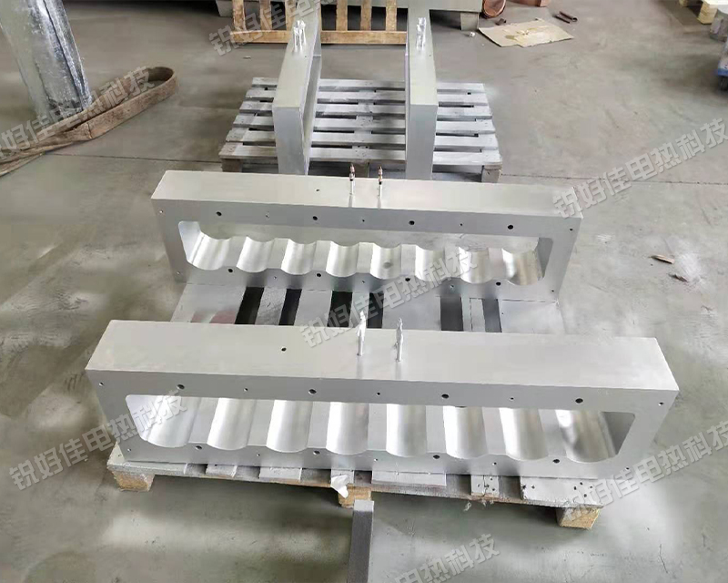铸铝加热器发货
