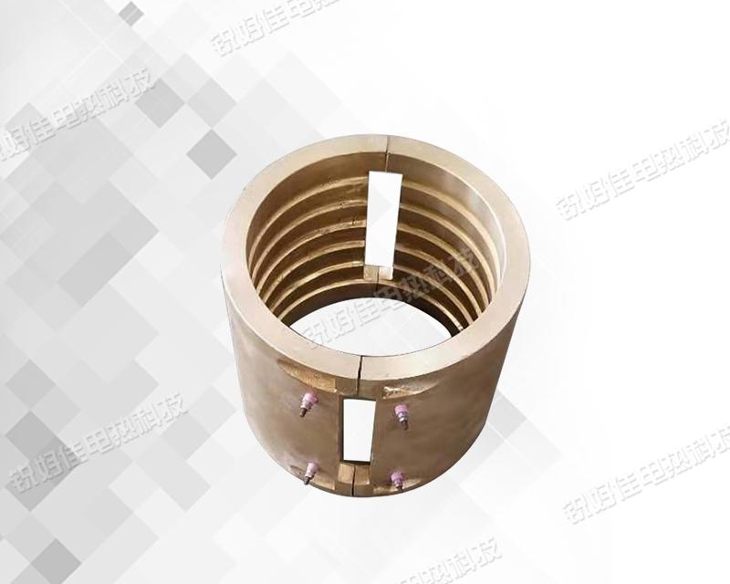 铸铜电加热器价格