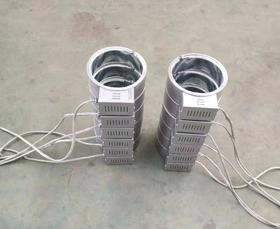 插头式陶瓷加热器
