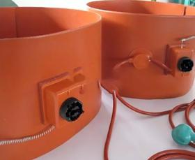 硅橡胶加热圈