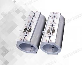铸铝加热器结构